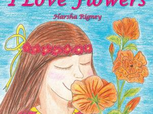 I Love Flowers - Front Cover