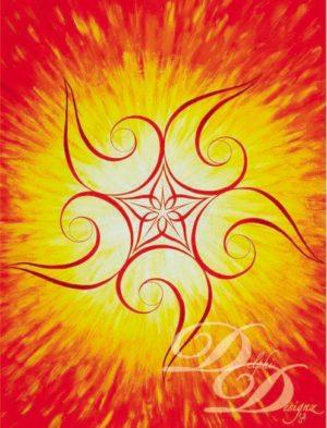 Inner Fire Print